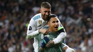 Real Madrid deserve to be in Champions League final - Ramos  9d0f4eb32b9e9