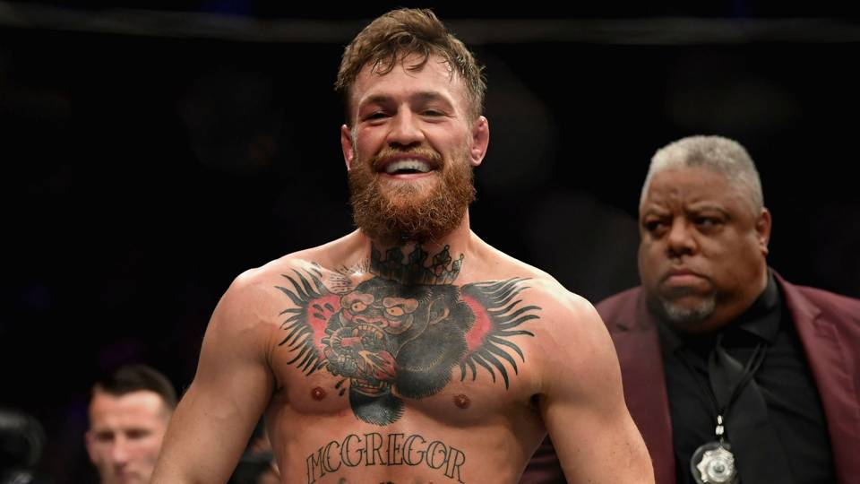 UFC's walking highlight reel wants to knock out Conor McGregor in Ireland