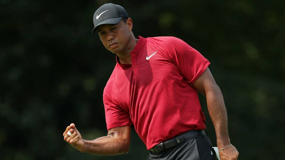 2018 PGA Championship: Tiger Woods drives TV ratings spike
