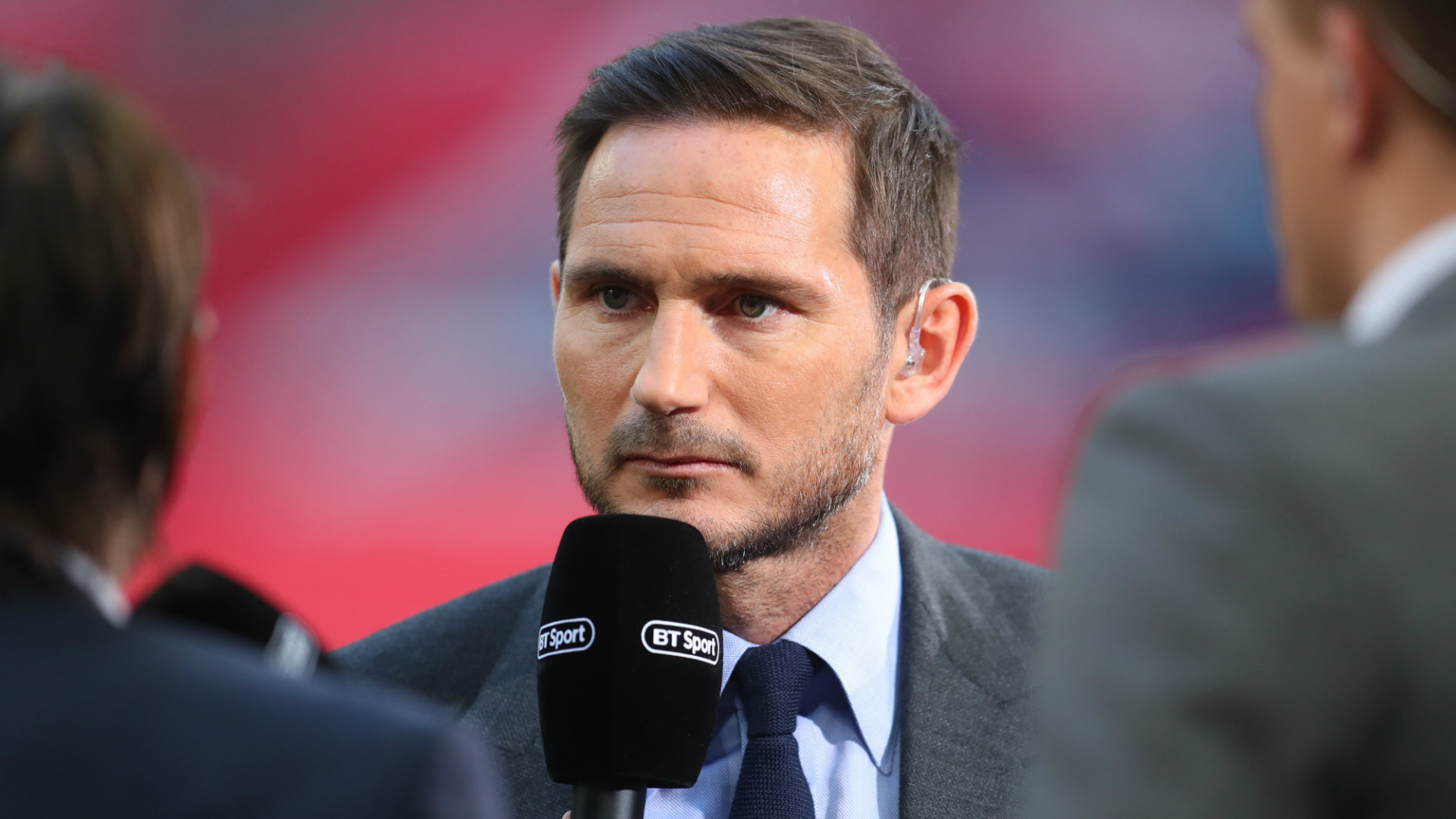 Chelsea legend Frank Lampard confirms talks over Derby post