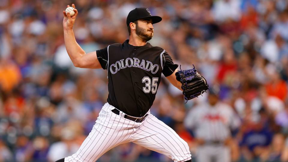 MLB wrap: Rockies' Chad Bettis blanks Mets to continue hot start