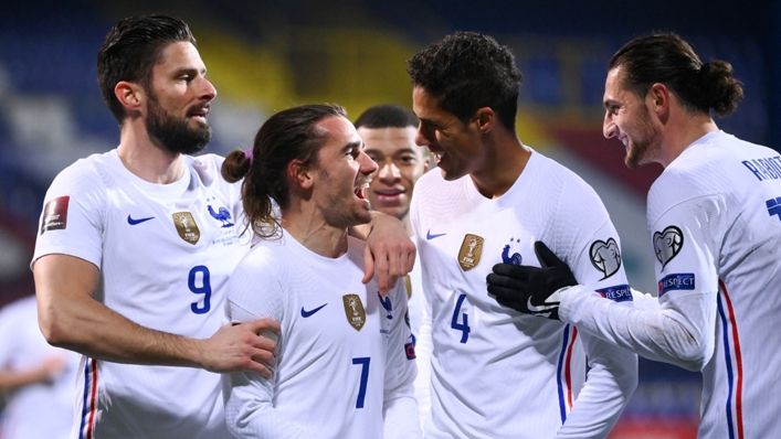 France, Germany and Portugal feature in our Group F guide