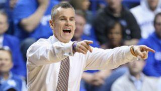 Oklahoma City coach Billy Donovan