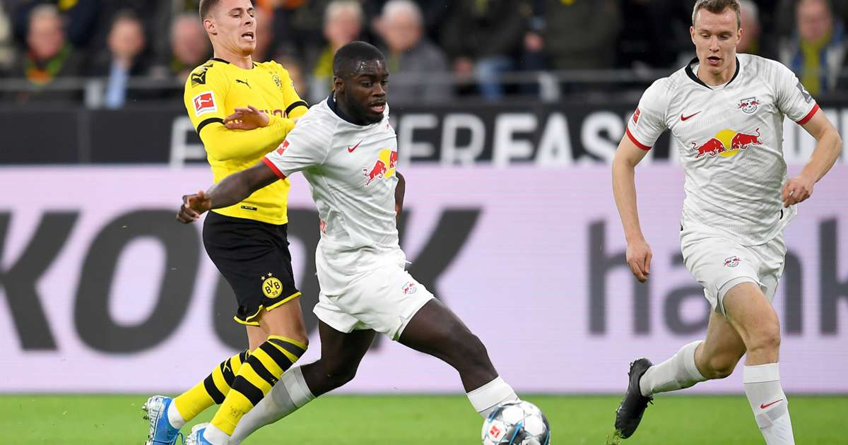 Bundesliga Is Back Why Rb Leipzig Star Upamecano Will Be Closely Watched By Europe S Elite
