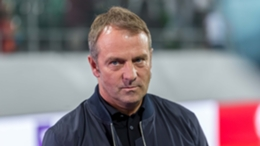 Germany coach Hansi Flick