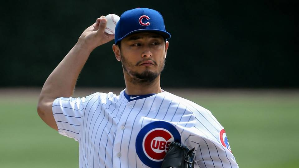 Yu Darvish injury update: Cubs pitcher hopes to return 'by next weekend'