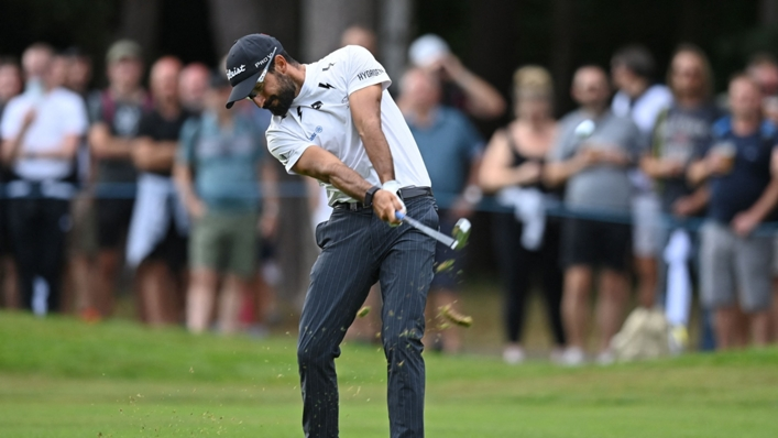 Francesco Laporta takes a lead into the final day at Wentworth