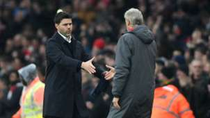 Pochettino & Wenger