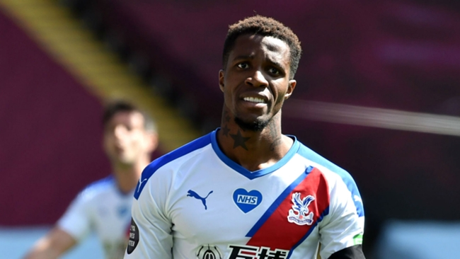 Crystal Palace winger Wilfried Zaha reportedly wants to leave