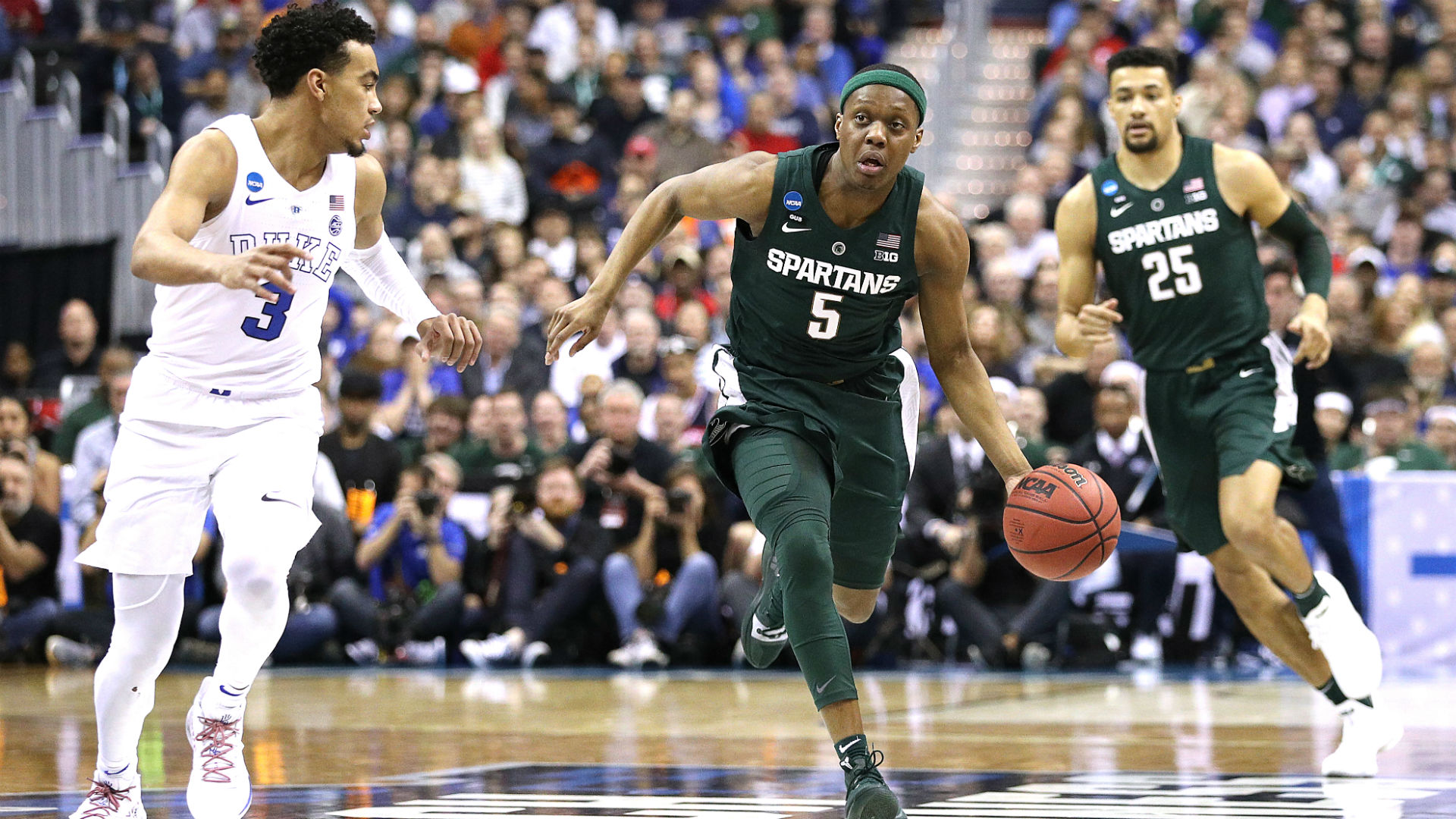March Madness 2019 3 Takeaways From Duke S Win Over: Three Takeaways From Michigan State's Victory Over Duke