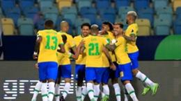 Brazil face Chile in the Copa America quarter-finals
