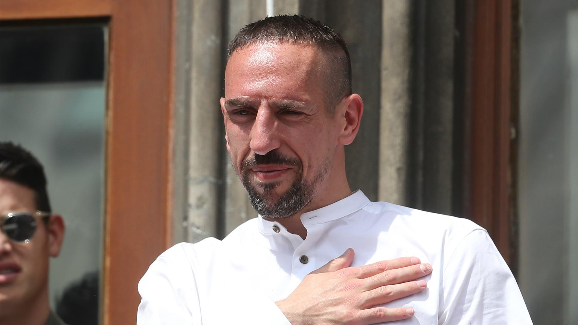 Ribery could make Fiorentina debut against Napoli - Montella