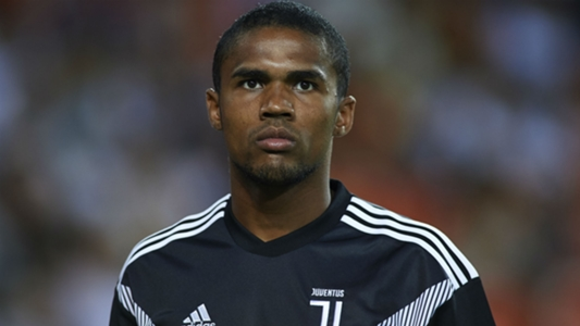 fec07a9049c Douglas Costa to serve spitting suspension on the Juventus treatment table
