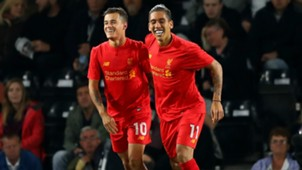 philippe coutinho roberto firmino - cropped