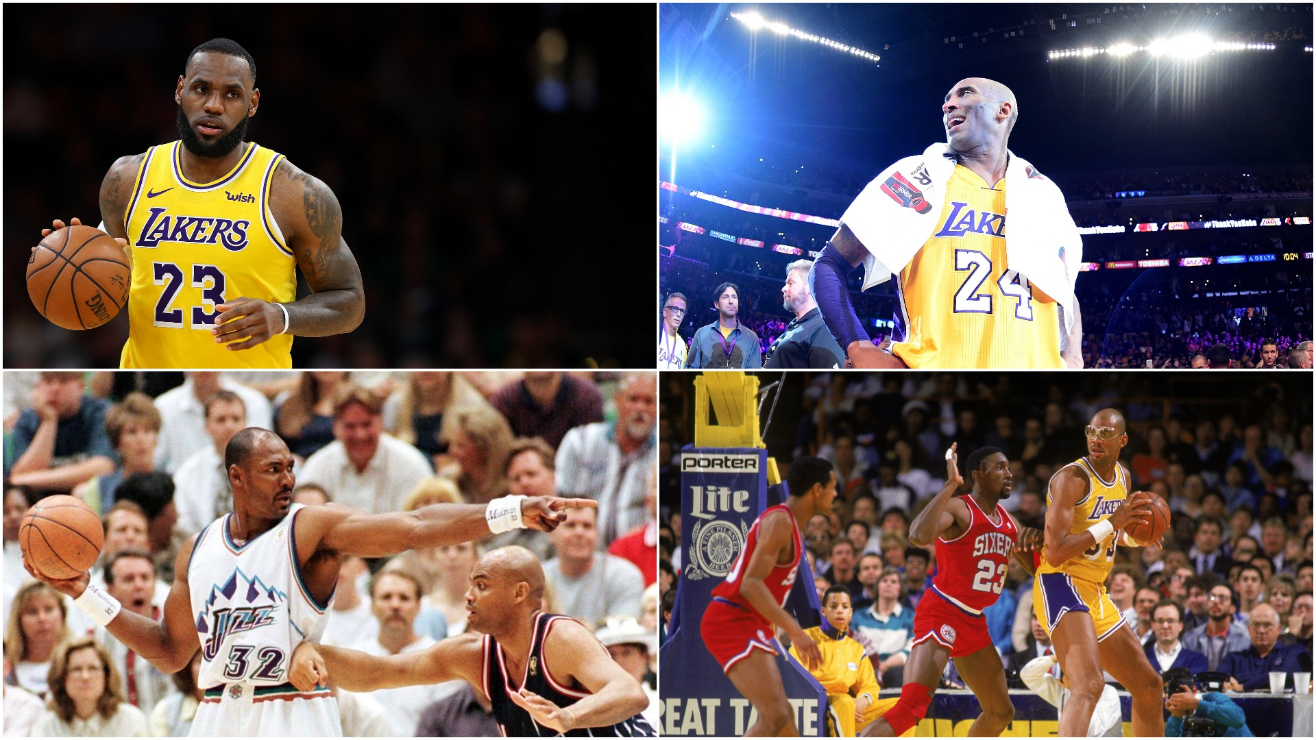 959a0ed69bf844 LeBron James passes Michael Jordan  Who s above the Lakers star on the all-time  points list