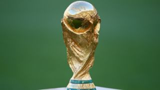 world cup trophy - cropped