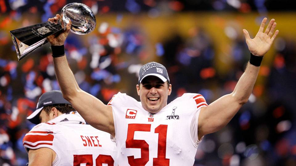Giants' Zak DeOssie loses 2 Super Bowl rings … after leaving them on top of his car