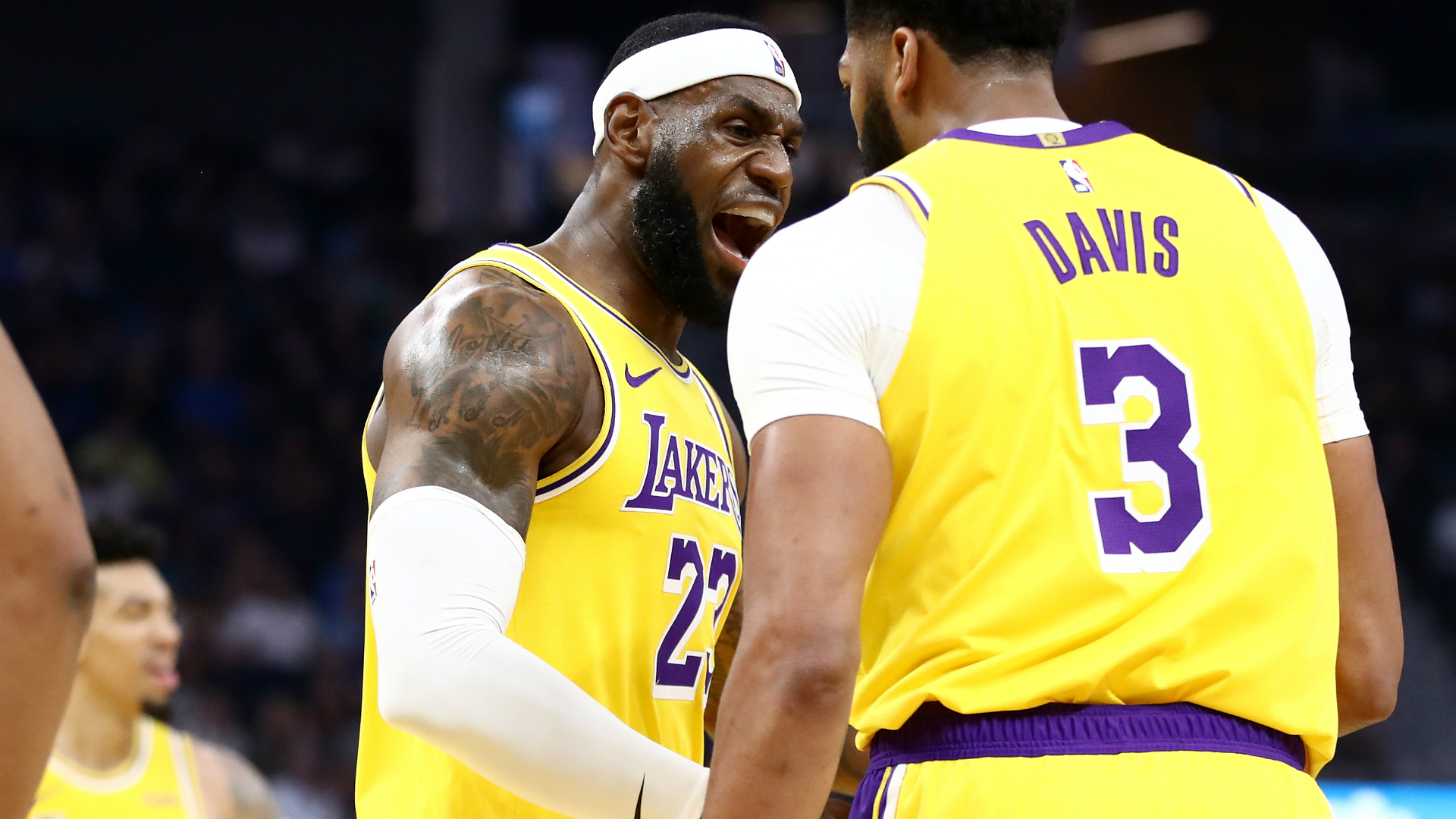 LeBron James excited for opening night: 'It's like the first day of school'
