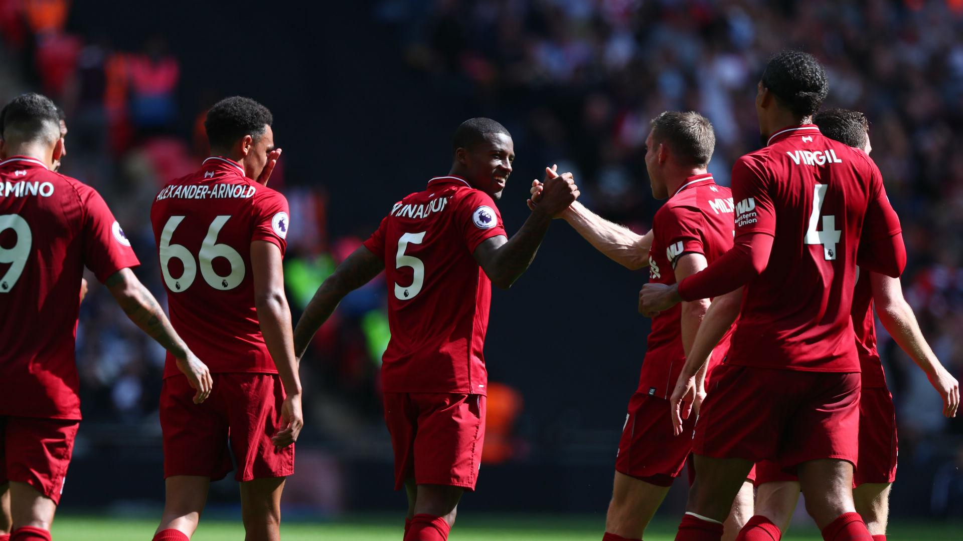 Tottenham Hotspur v Liverpool Match Report, 15/09/2018