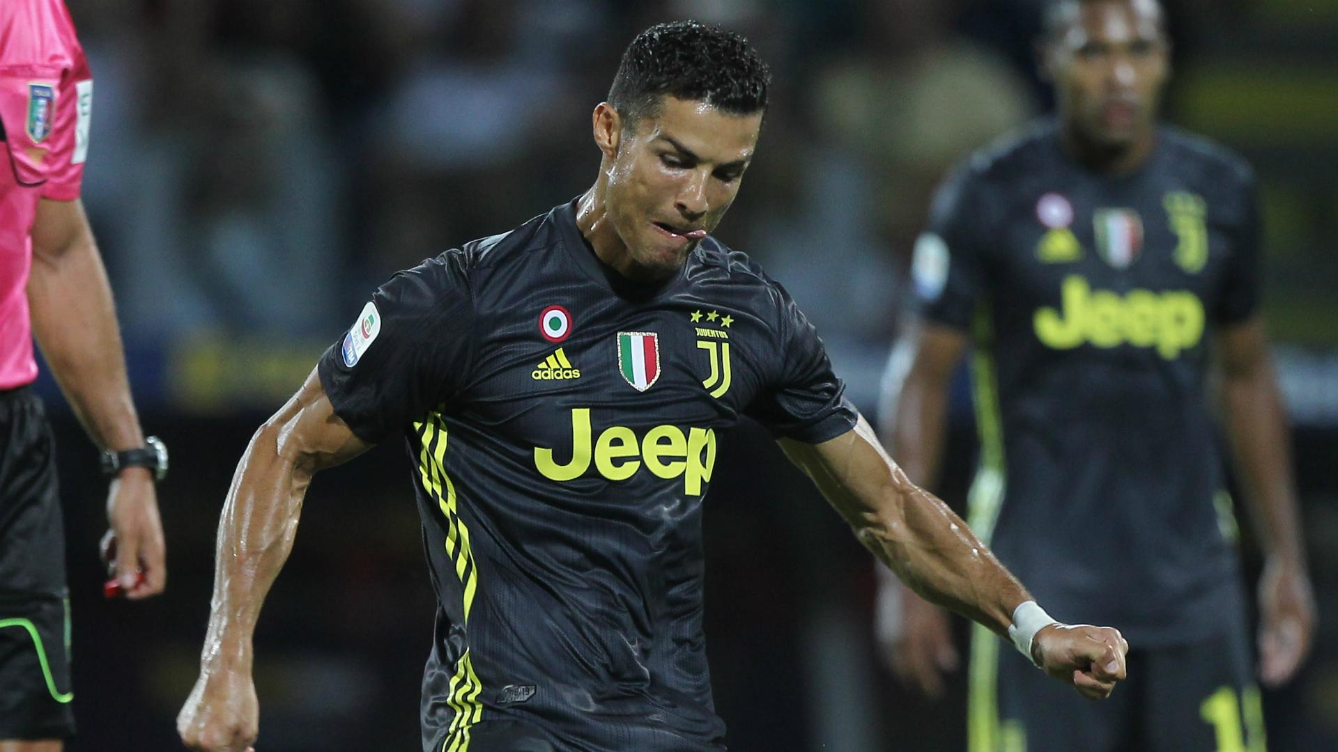 Massimiliano Allegri hails Cristiano Ronaldo mentality