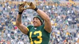Green Bay Packers wide receiver Allen Lazard