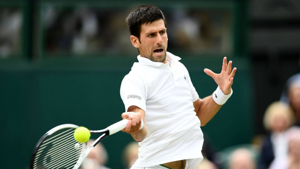 Wimbledon 2018: Djokovic 'overwhelmed' after downing Nadal in classic semifinal