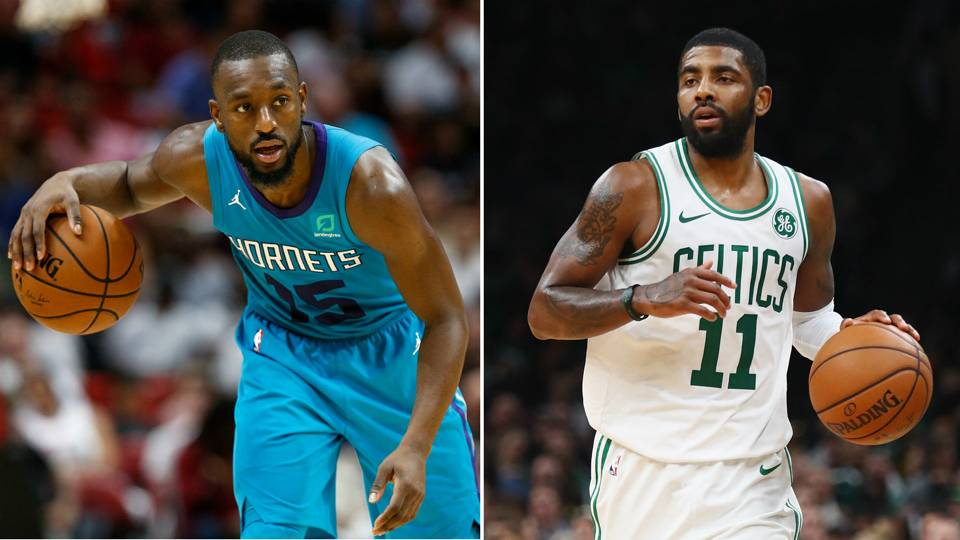 Kyrie vs. Kemba is the point guard battle we never knew we needed