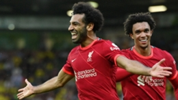 Mohamed Salah is enjoying a superb run of form at Liverpool