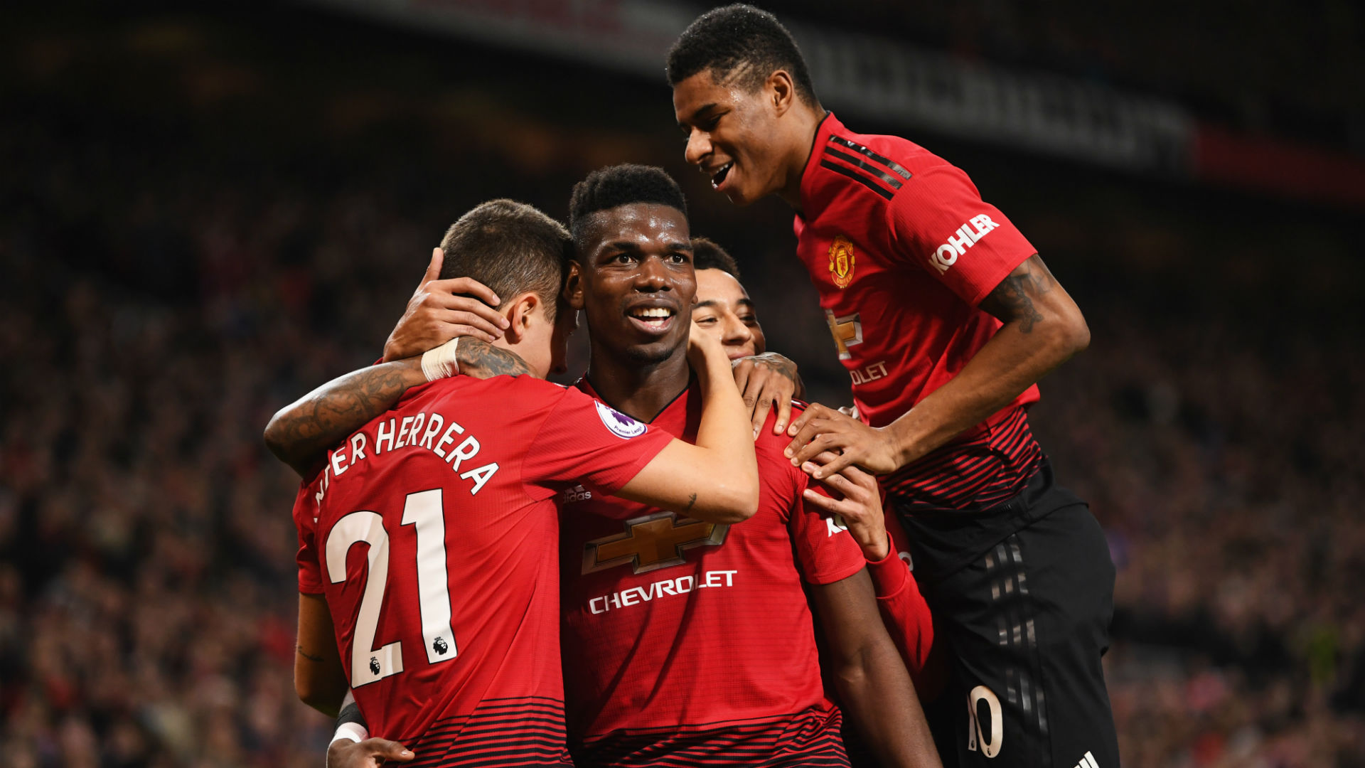 Manchester United's Marcus Rashford 'different class', says Ole Gunnar Solskjaer