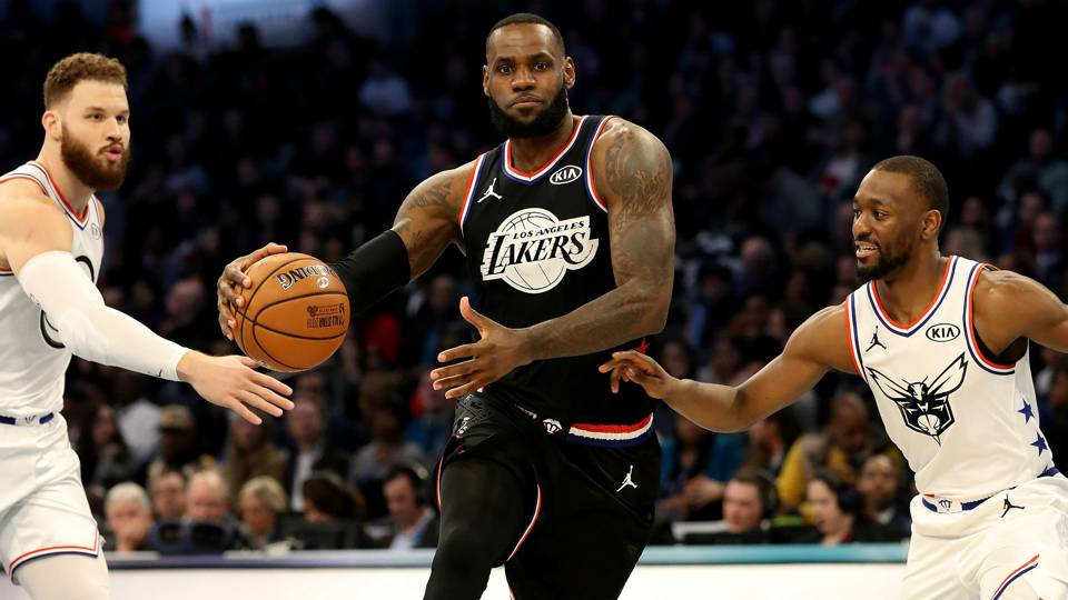 NBA All-Star Game 2019: Top 5 highlights from Team LeBron ...