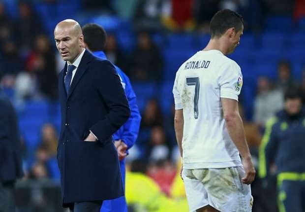 Real Madrid confirm Ronaldo thigh strain injury