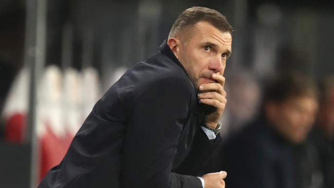 Former AC Milan and Chelsea star Andrey Shevchenko will hope to lead Ukraine into the knockouts
