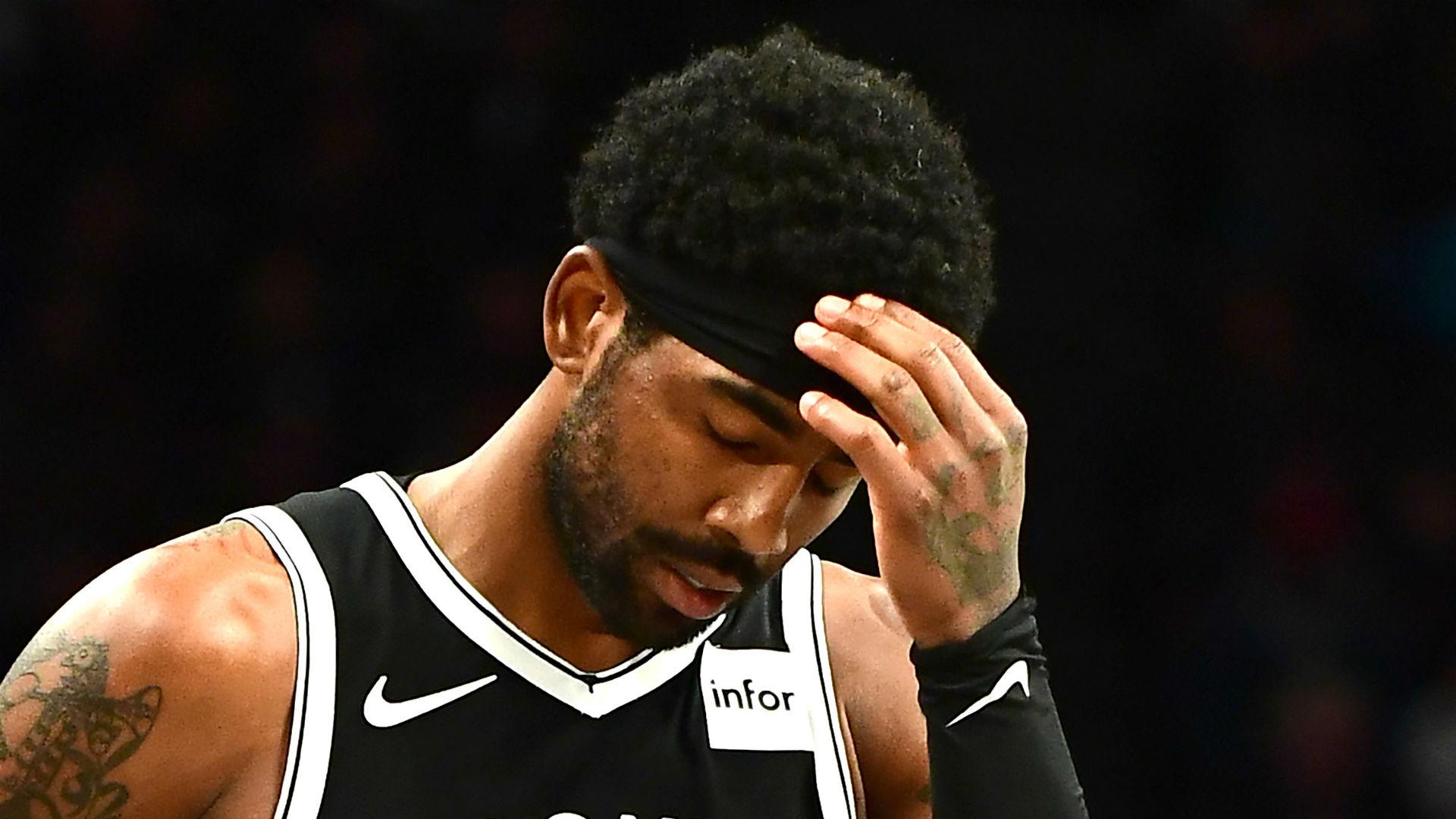 NBA: la estrella de los Brooklyn Nets, Kyrie Irving, fue descartada del choque de los Boston Celtics 2
