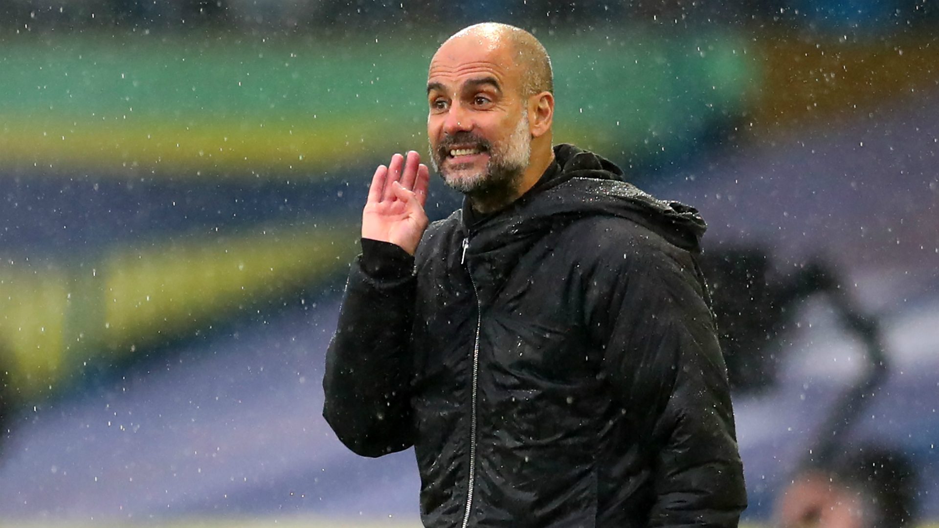 Pep Guardiola wants to see Manchester City put away their chances