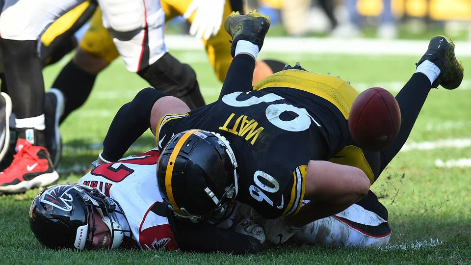 J.J. Watt: NFL's $20K fine of brother T.J. for low hit is 'insanity'