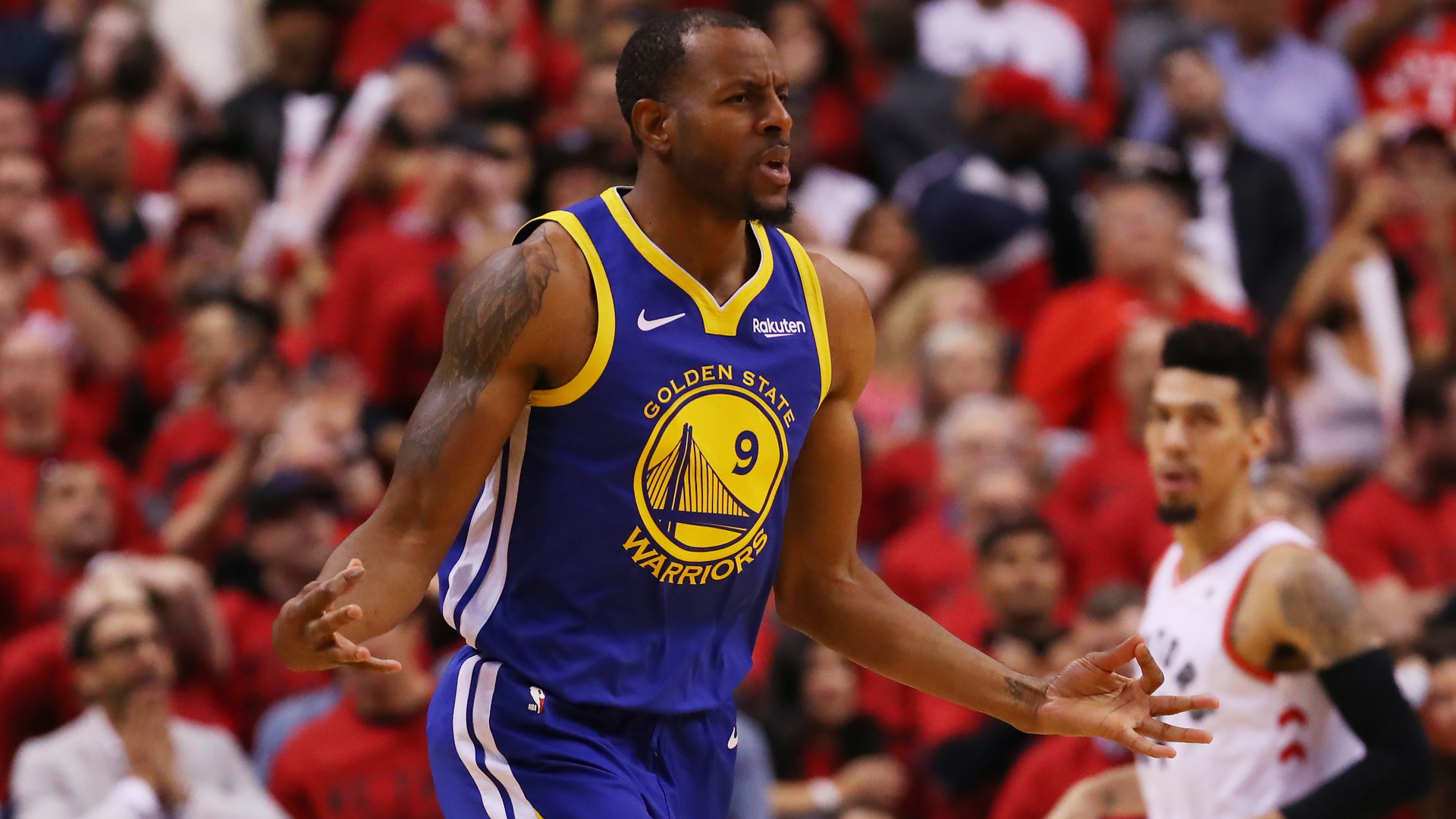 NBA trade rumors: Grizzlies want to move Andre Iguodala for first-round pick