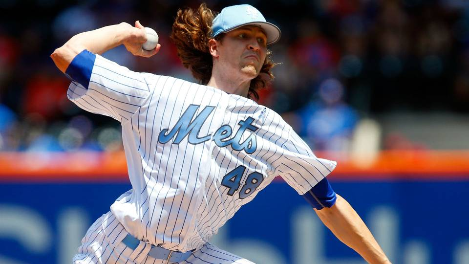 Mets avoid arbitration with 8 players including Harvey, Syndergaard and deGrom
