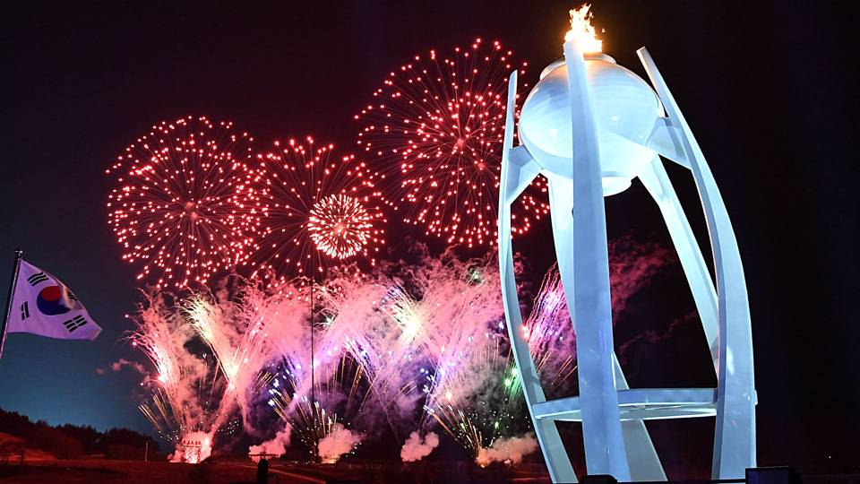 Winter Olympics 2018: American athletes post thanks at closing ceremony