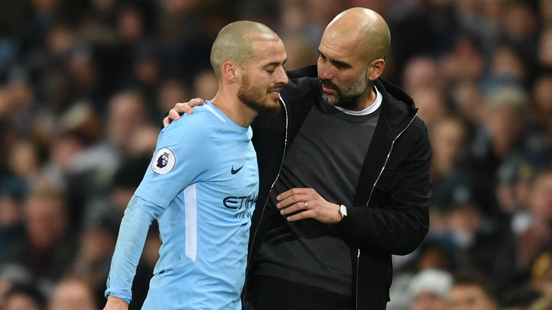 Manchester City manager Pep Guardiola make surprise revelation over future plans