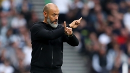 Nuno praised his players after their EFL Cup win over Burnley