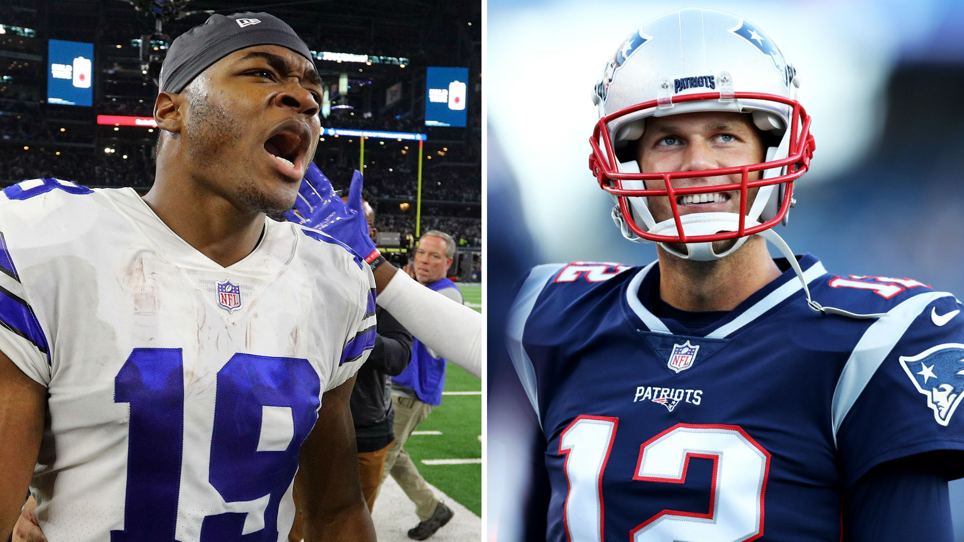 NFL news and notes: Joe Namath dubs Tom Brady best ever; Amari Cooper wants to be Cowboy 'a long time'