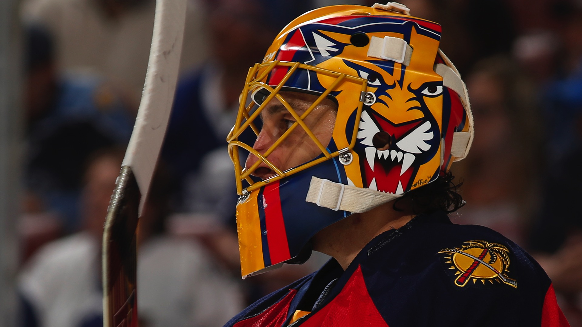 Panthers Roberto Luongo Announces Retirement In Letter Sporting