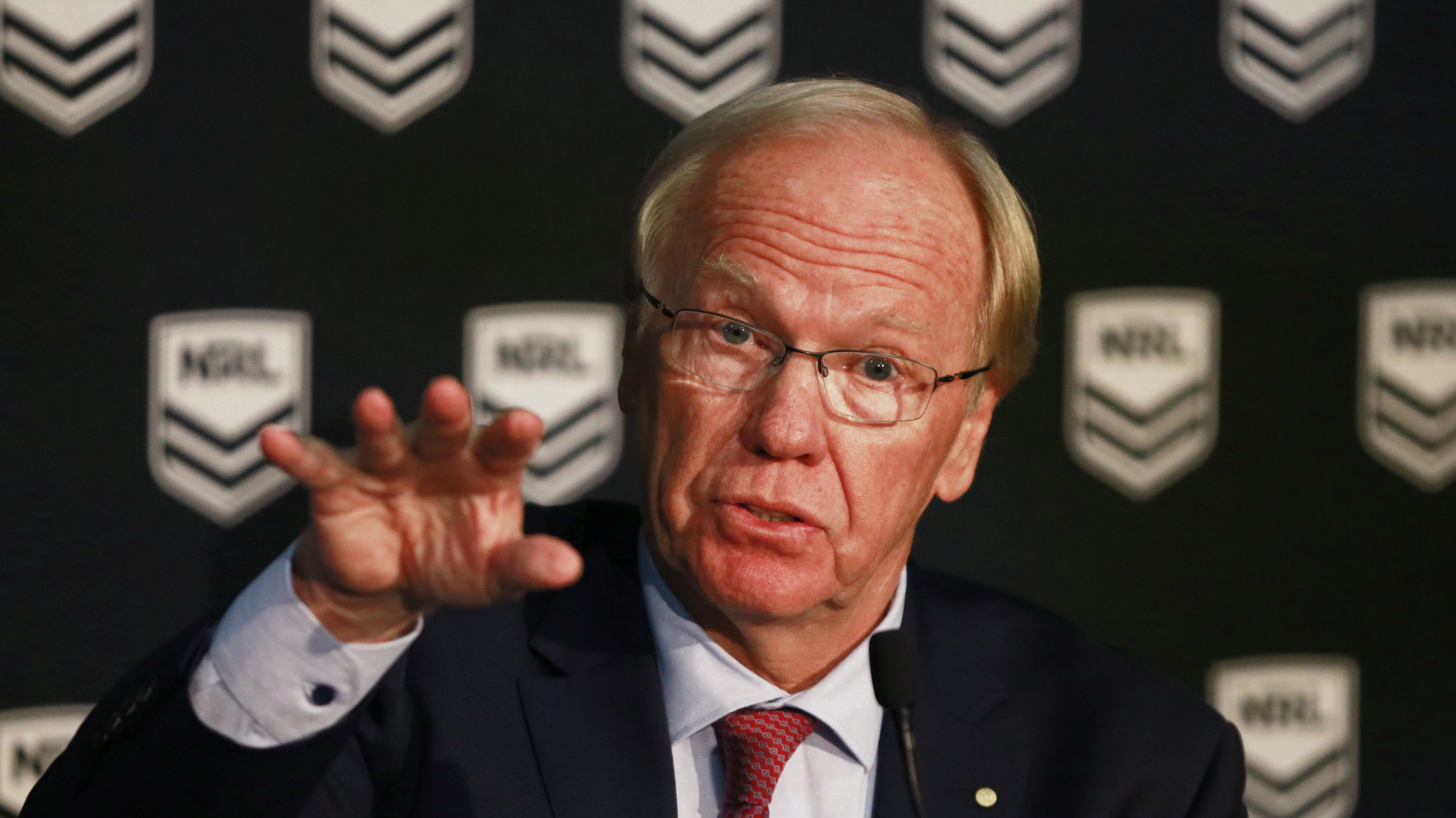 Peter Beattie set to be replaced by Peter V'landys as ARLC chairman
