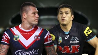 NRL.  Roosters v Panthers