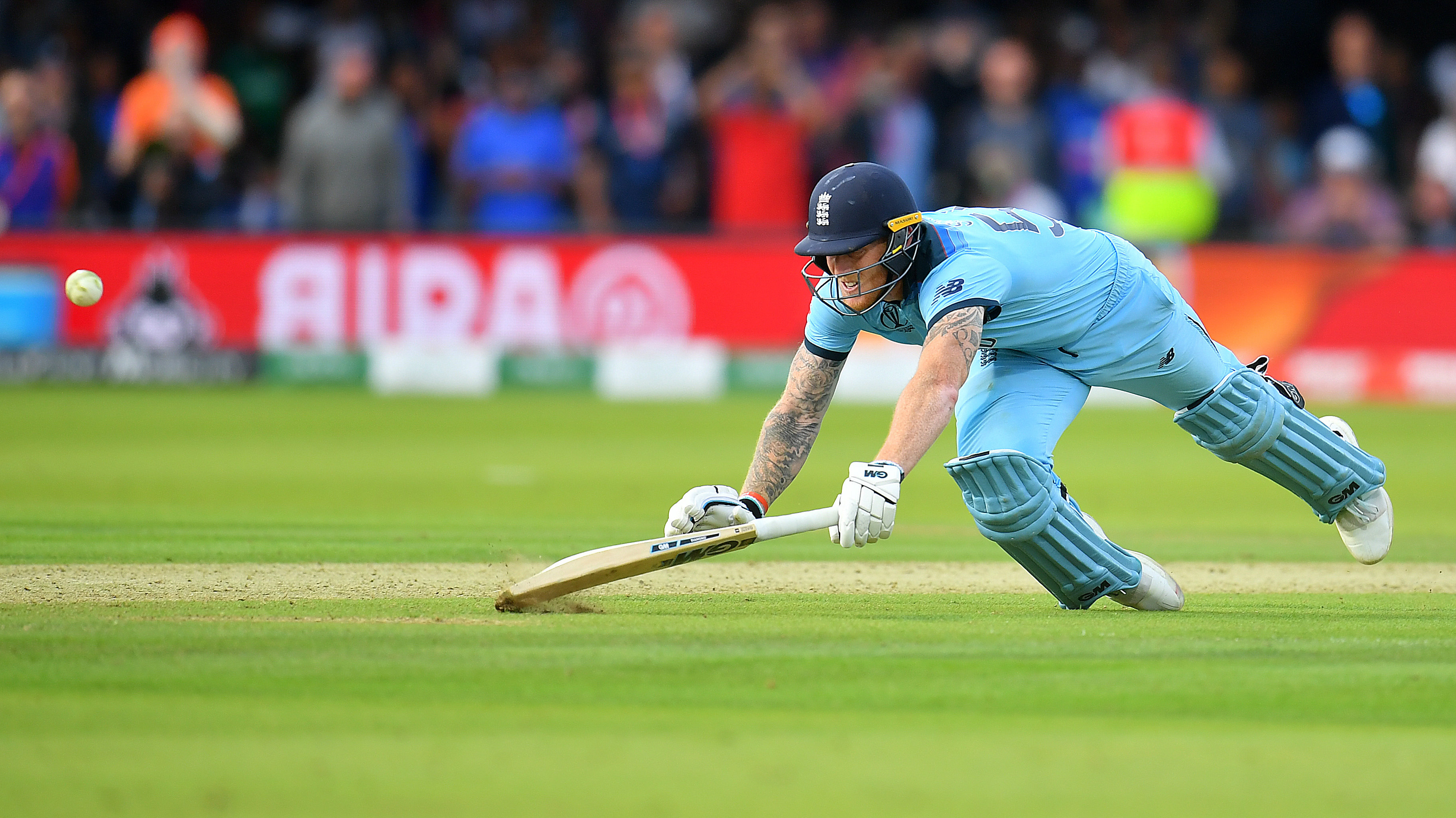 ODI World Cup: Ben Stokes wanted umpires to overturn call in final over against New Zealand