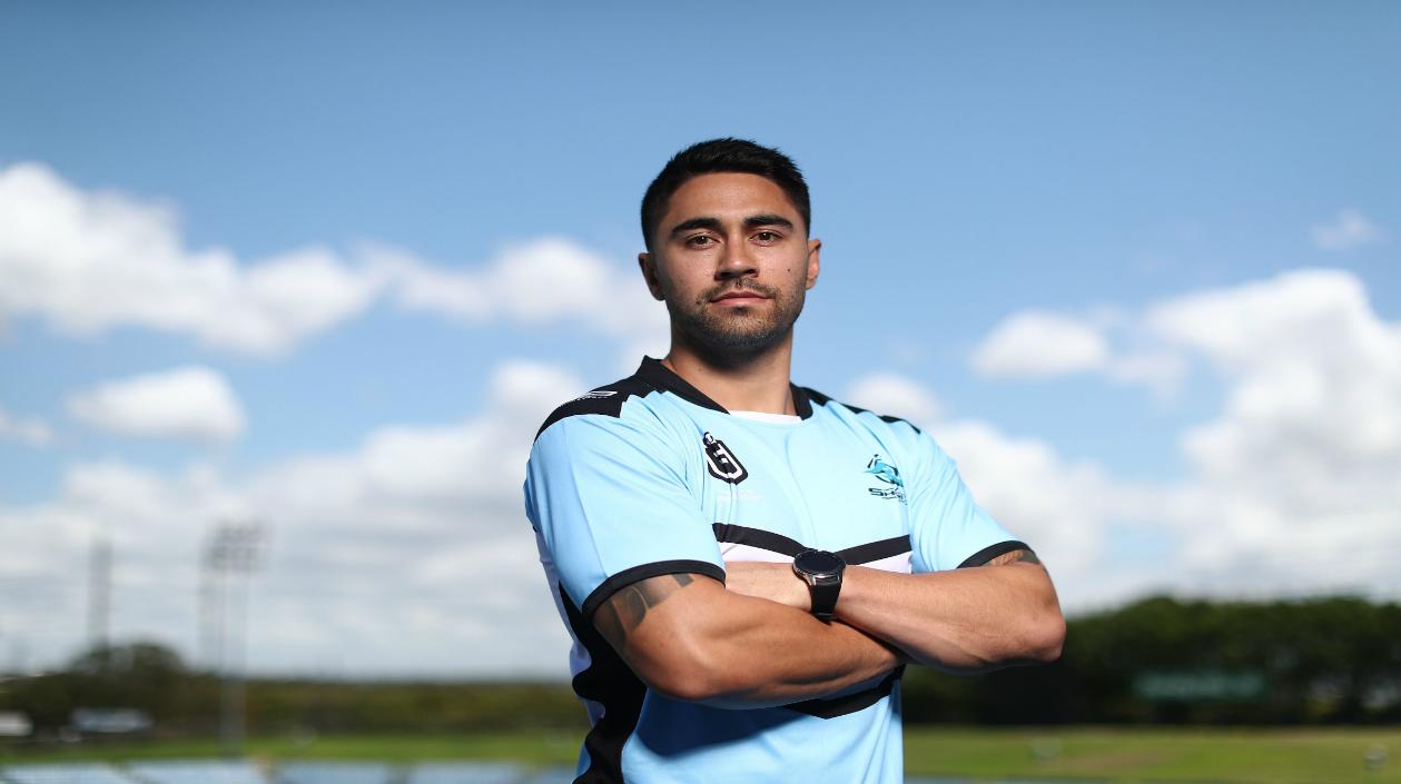 'I want to win a premiership': Shaun Johnson reveals reasons for Cronulla Sharks move