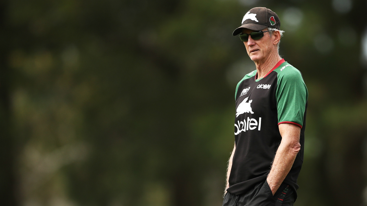 South Sydney Rabbitohs coach Wayne Bennett in support of proposed NRL transfer window