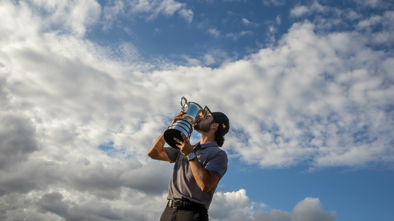 Abraham Ancer claims 2018 Australian Open golf crown ...