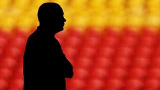 #Coach silhouette