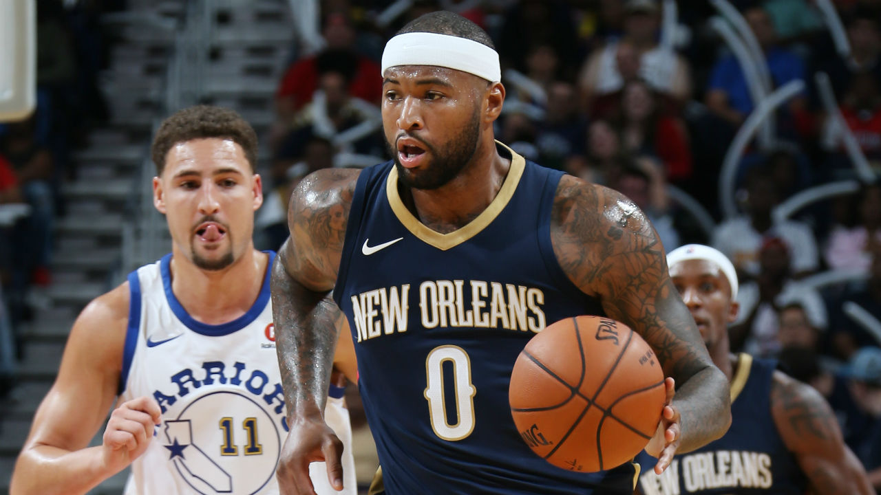 c5aa87e7d417 Three factors that led to DeMarcus Cousins signing with Warriors ...